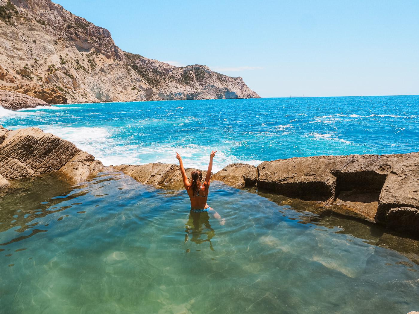 Balearen eilanden Spanje