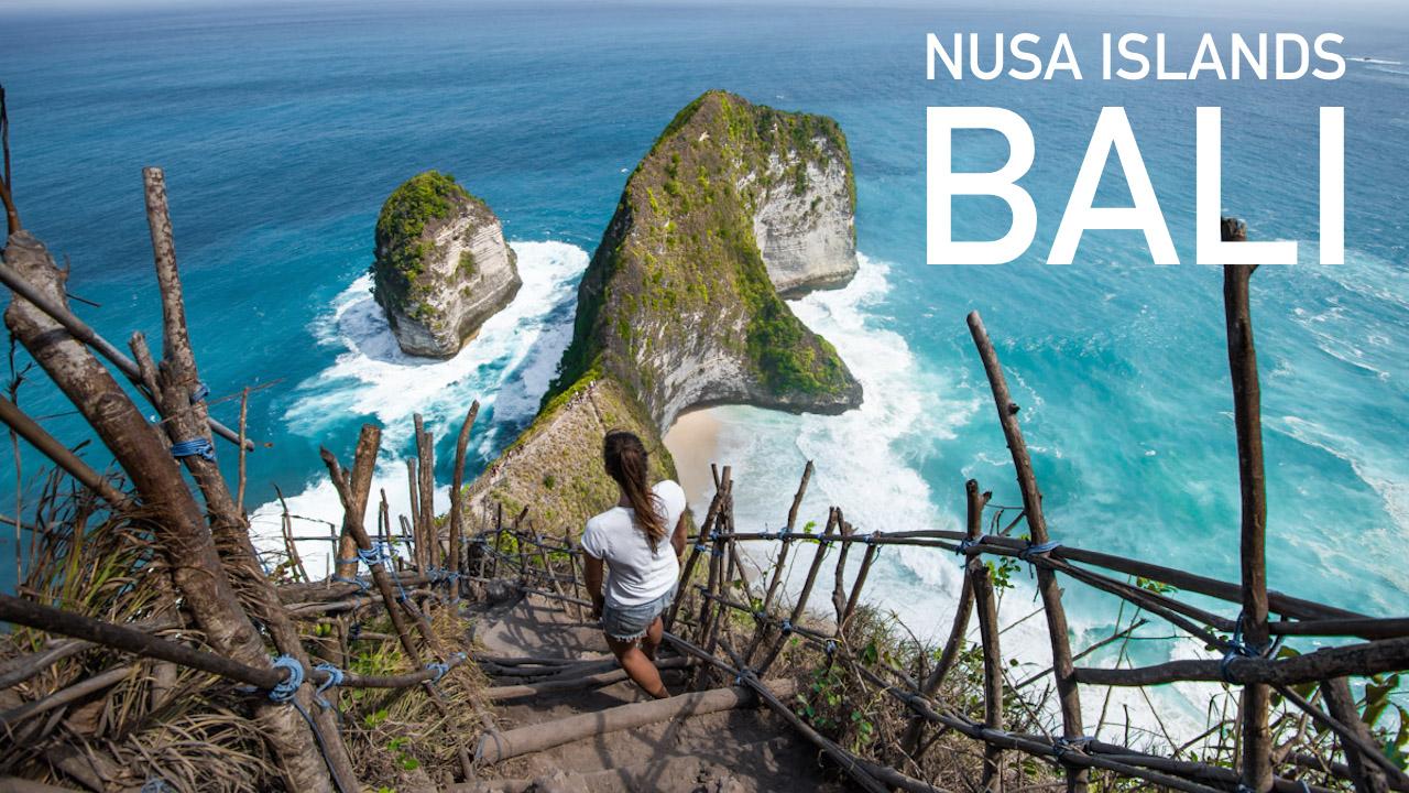 Bali Kelingking Beach