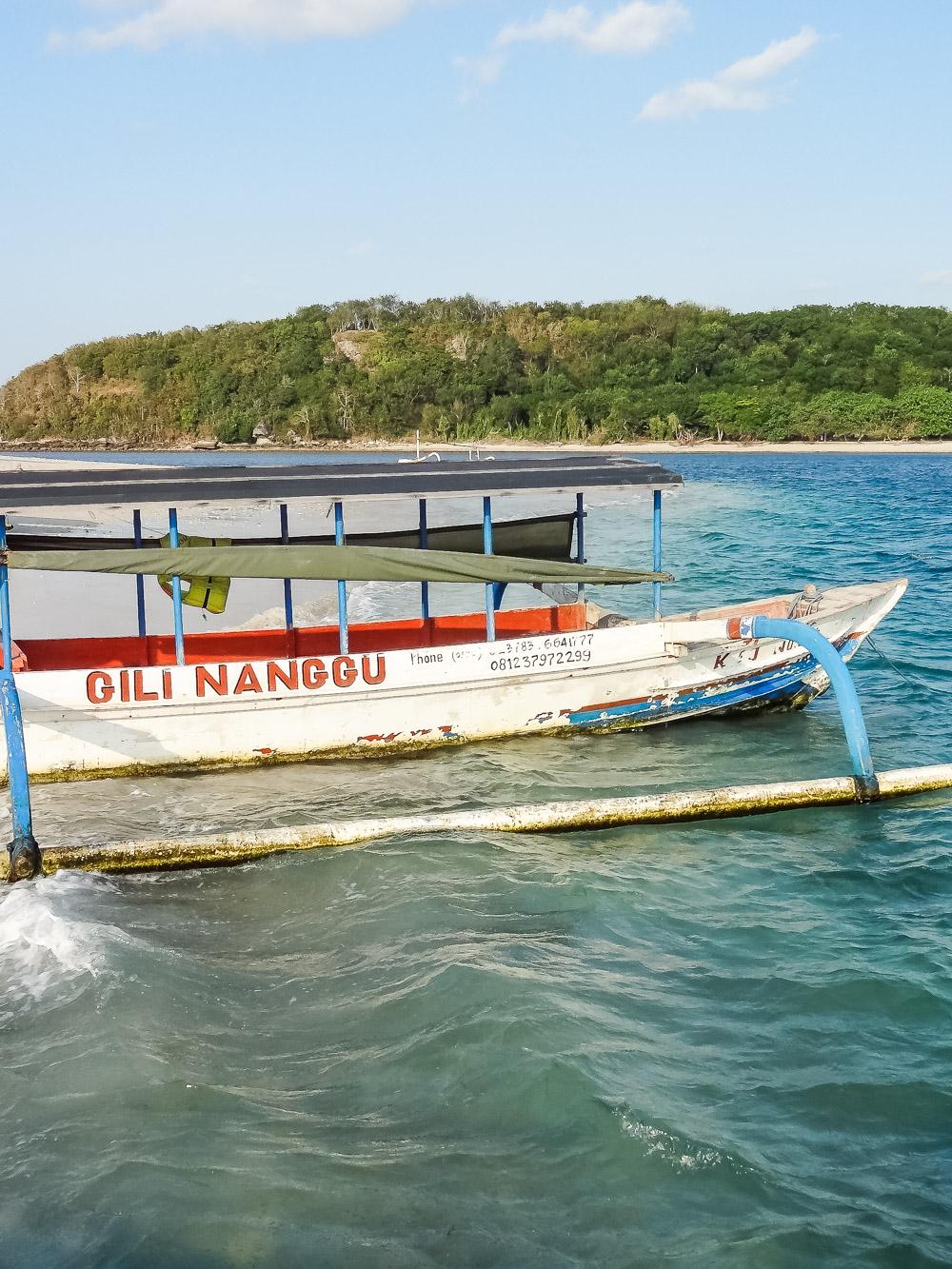 Bali bezienswaardigheden gili nanggu