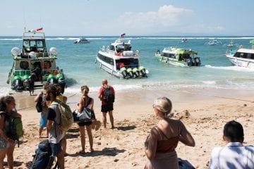 Bali naar Nusa Penida