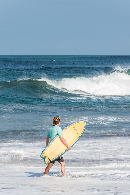 Bali reisroute_