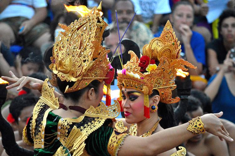 Bali_Dansoptredens
