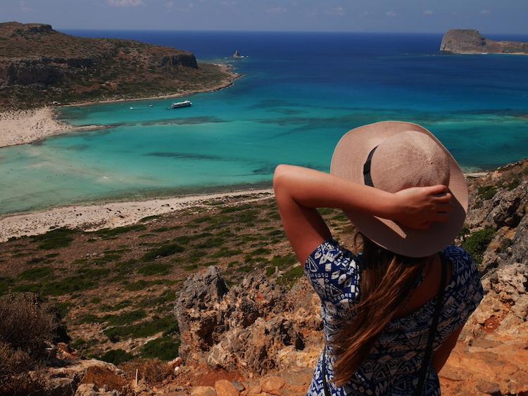 Mooiste stranden Kreta Balos beach