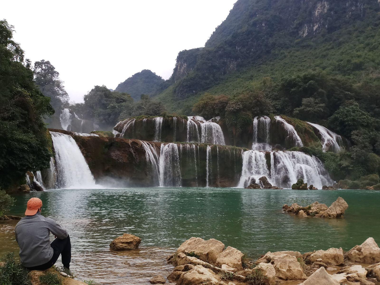 Ban Gioc Waterfall vietnam