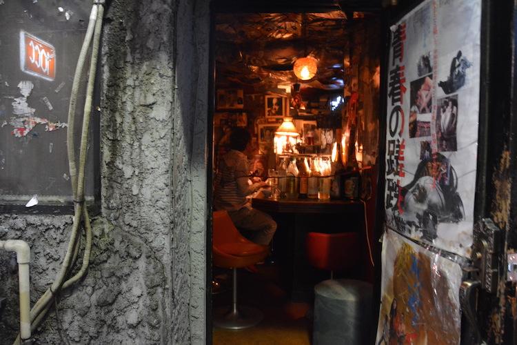 Bar Shinjuku 1 week tokyo