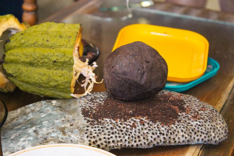 Baracoa Cuba cacao chocola-3