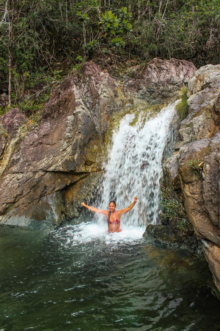 Baracoa Cuba duaba rivier-2