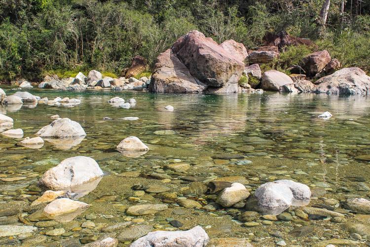 Baracoa in Cuba Duaba river-2