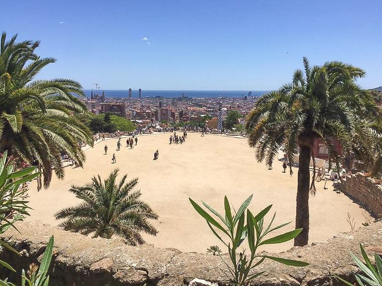 Barcelona restaurant citytrip