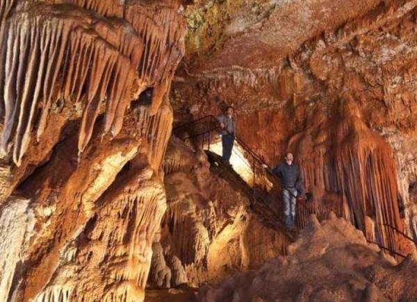 Baredine grotten istrie