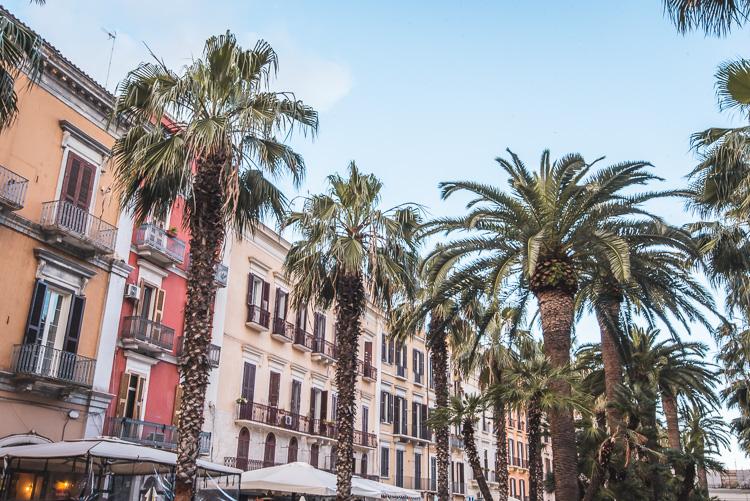 Bari Puglia rondreis