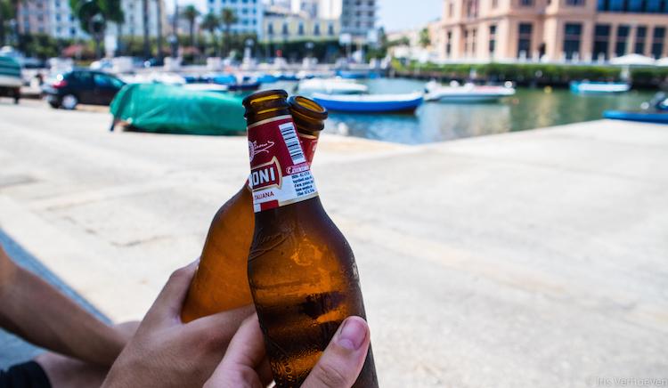Bari-biertjes-drinken-italie-puglia