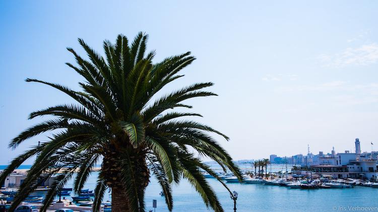Bari in italie kust