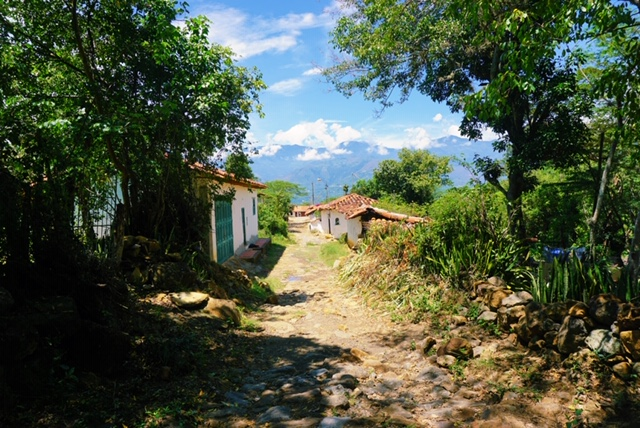 Barichara-Guáne-Colombia