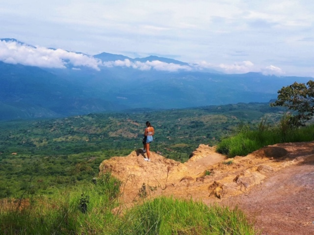 Barichara-naar-Guáne-in-Colombia