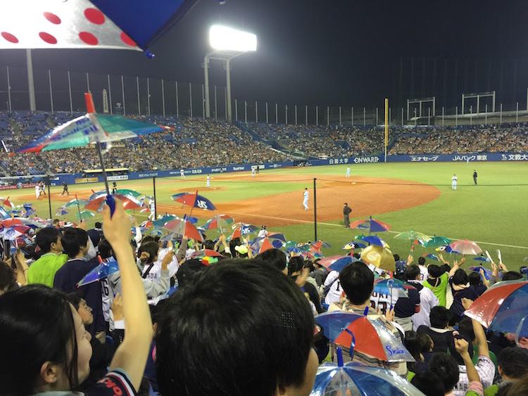 Baseball wedstrijd 1 week tokyo tip