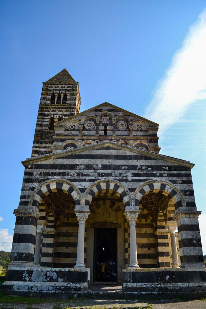 Basilica di Saccargia sardinie