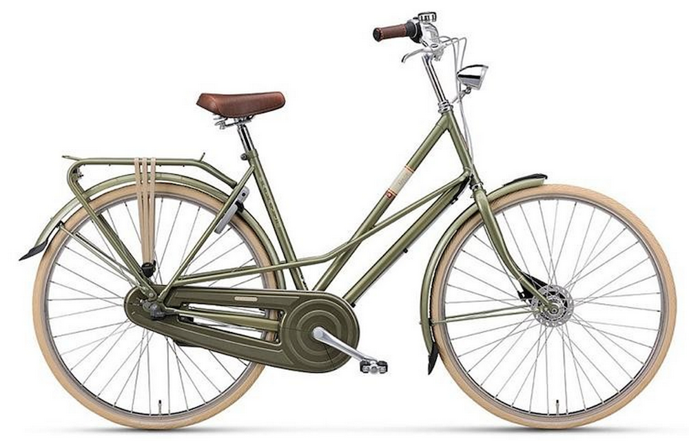 batavus homage hippe fietsen