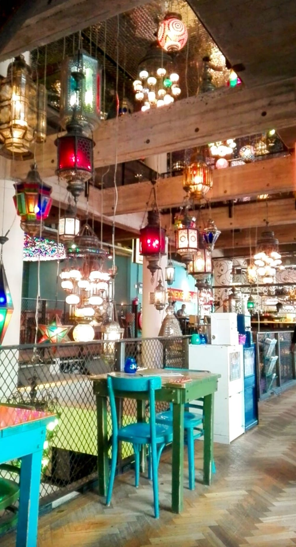Restaurants Rotterdams, Bazar