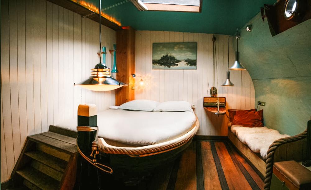 Bed & Breakfast Gelderland Boot Opoe Sientje
