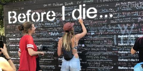 Before i die sziget 2018