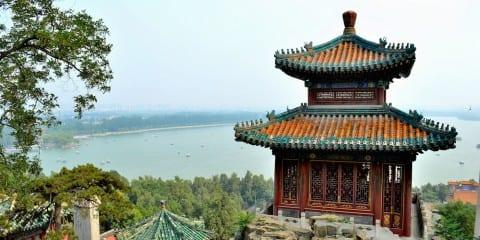 Beijing Zomerpaleis China