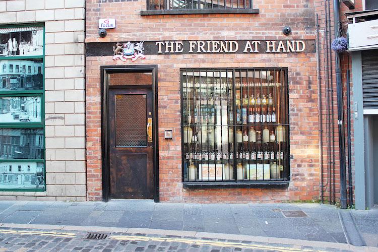 Belfast hotspots cityguide The-Friend-at-Hand