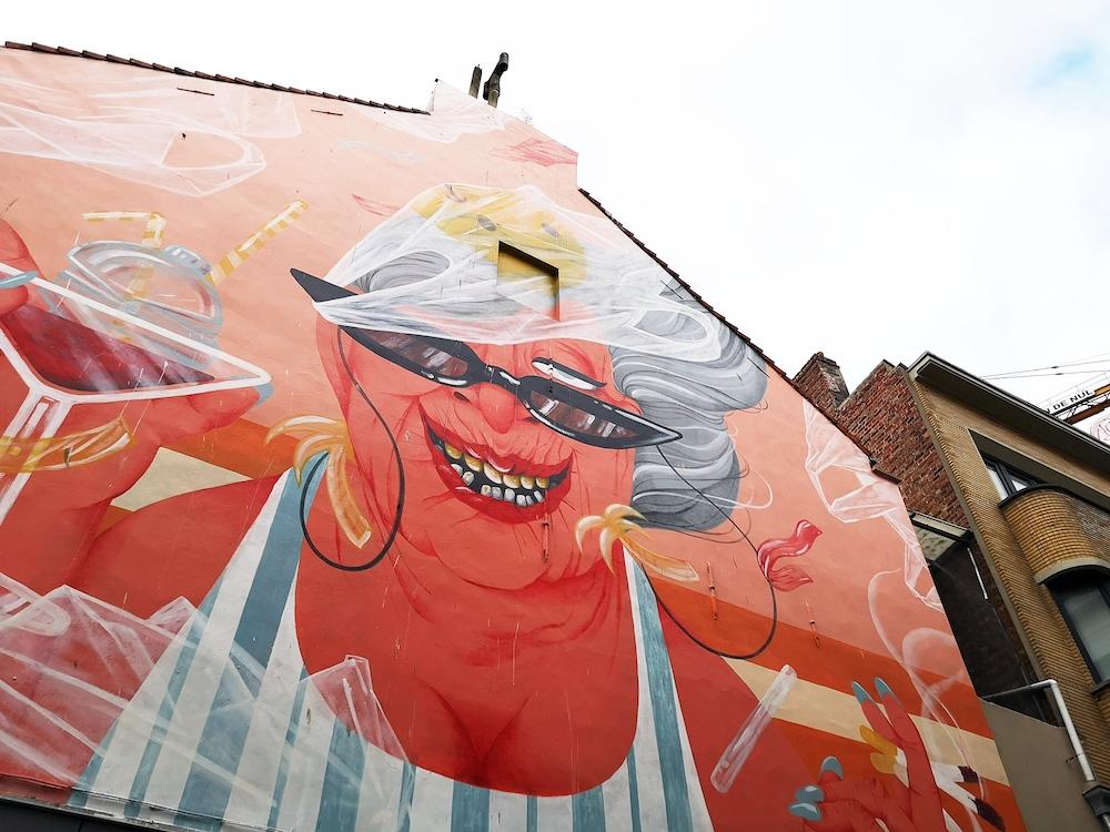 belgie oostende tips street art