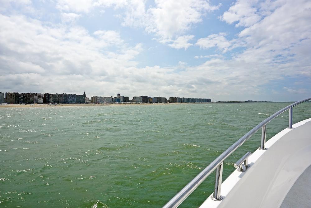 Belgische kust blankeberge