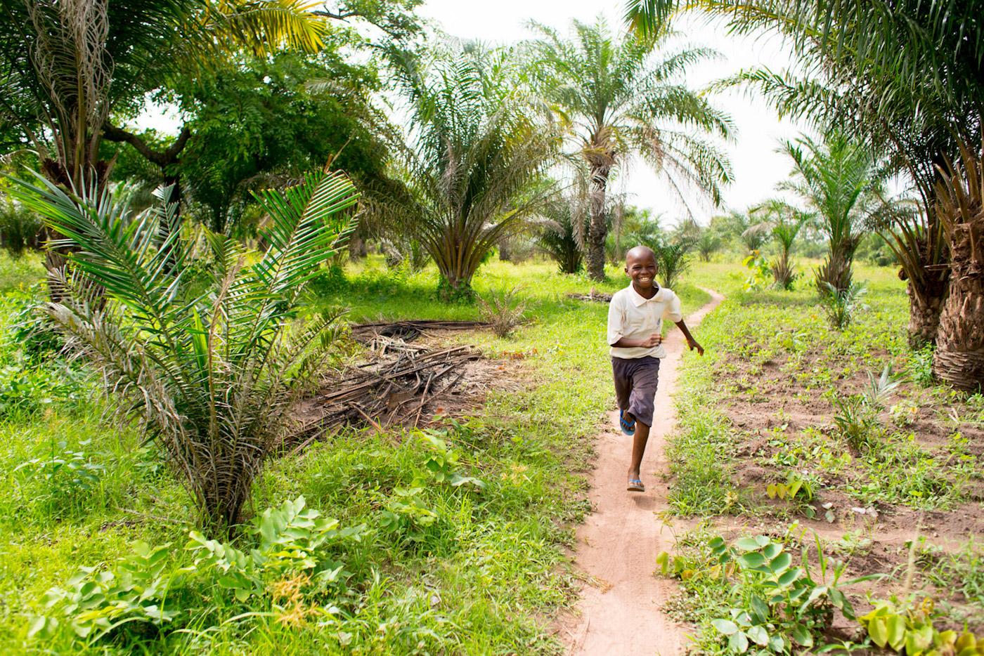 Benin Afrika reizen naar Benin dorpen