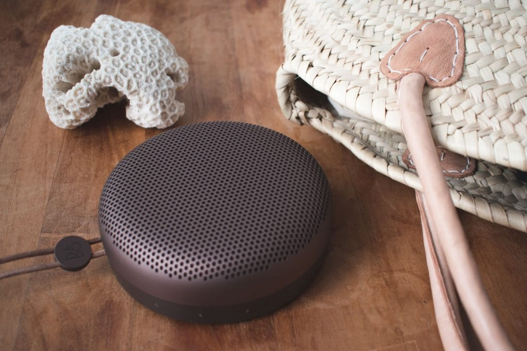 Beoplay A1 bluetooth speaker review_