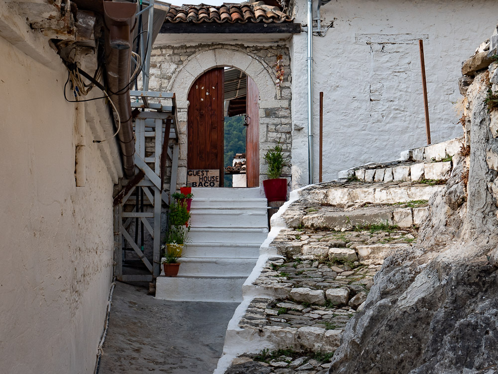 Berat Albanie Guest House Baco