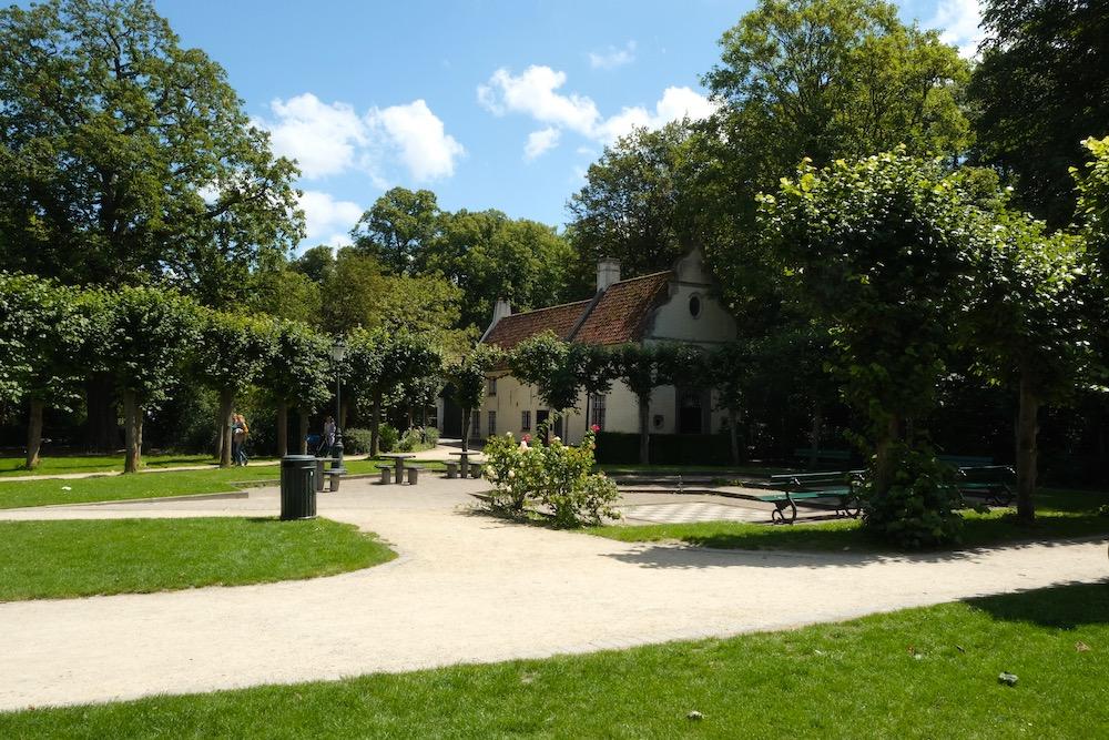 Bezienswaardigeheid Minnewaterpark Loverslake Brugge