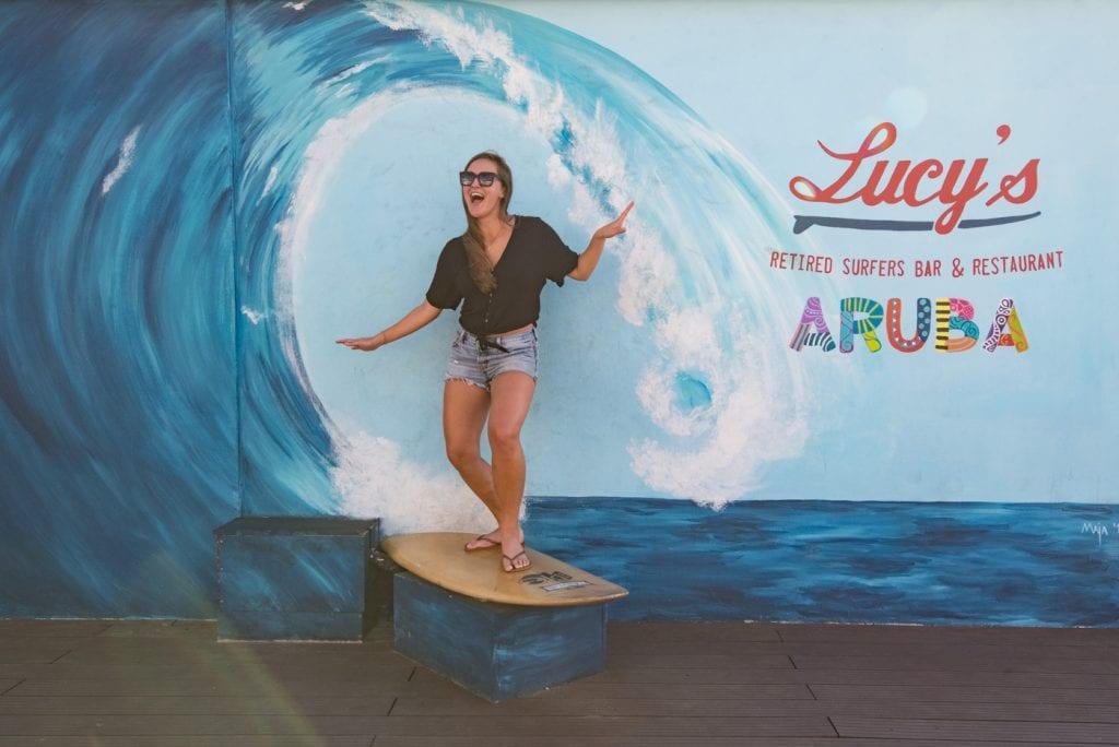 Bezienswaardigheden Aruba vakantie tips Lucy's