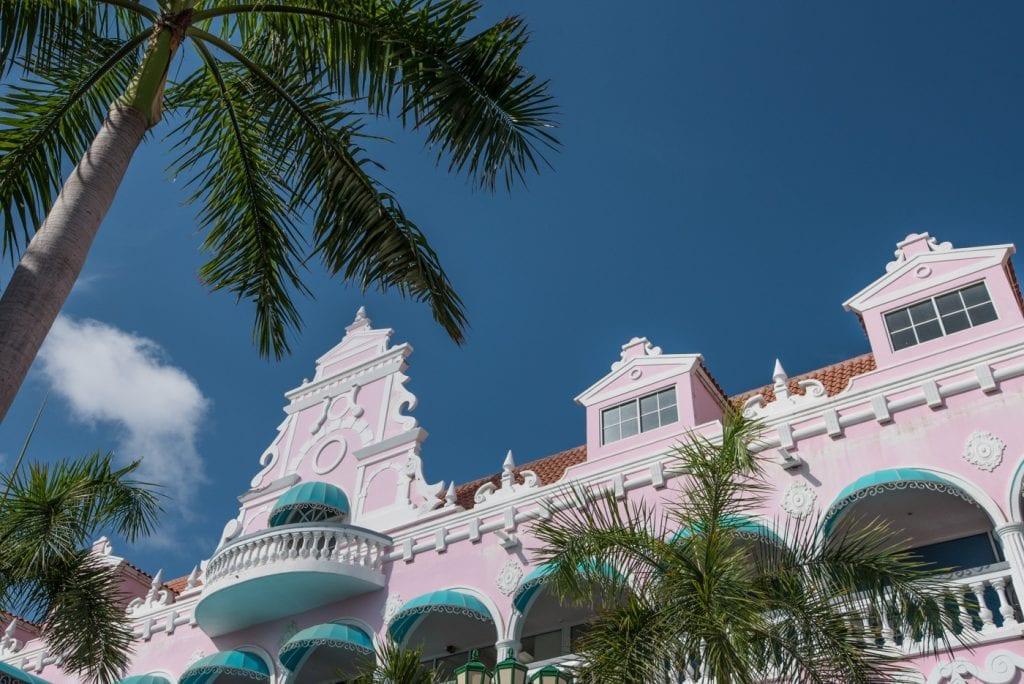 Bezienswaardigheden Aruba vakantie tips Oranjestad