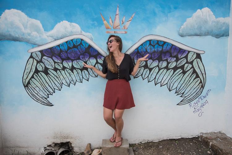 Bezienswaardigheden Aruba vakantie tips San Nicolaas vleugels