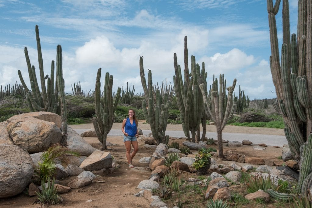Bezienswaardigheden Aruba vakantie tips alto vista kapel
