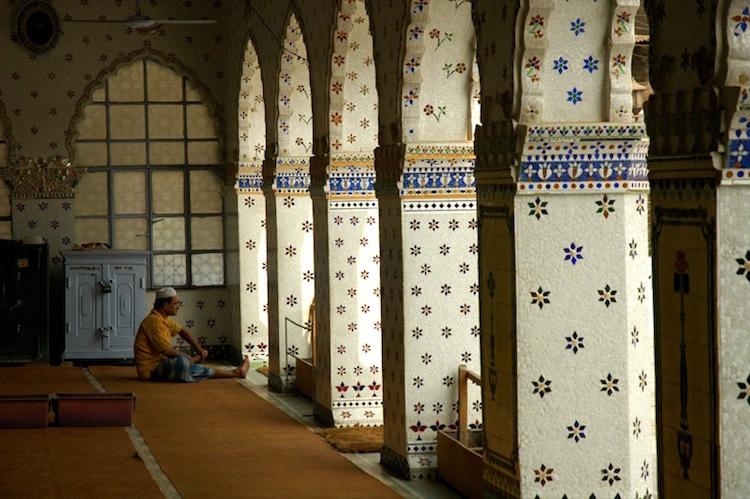 Bezienswaardigheden Bangladesh Star moskee