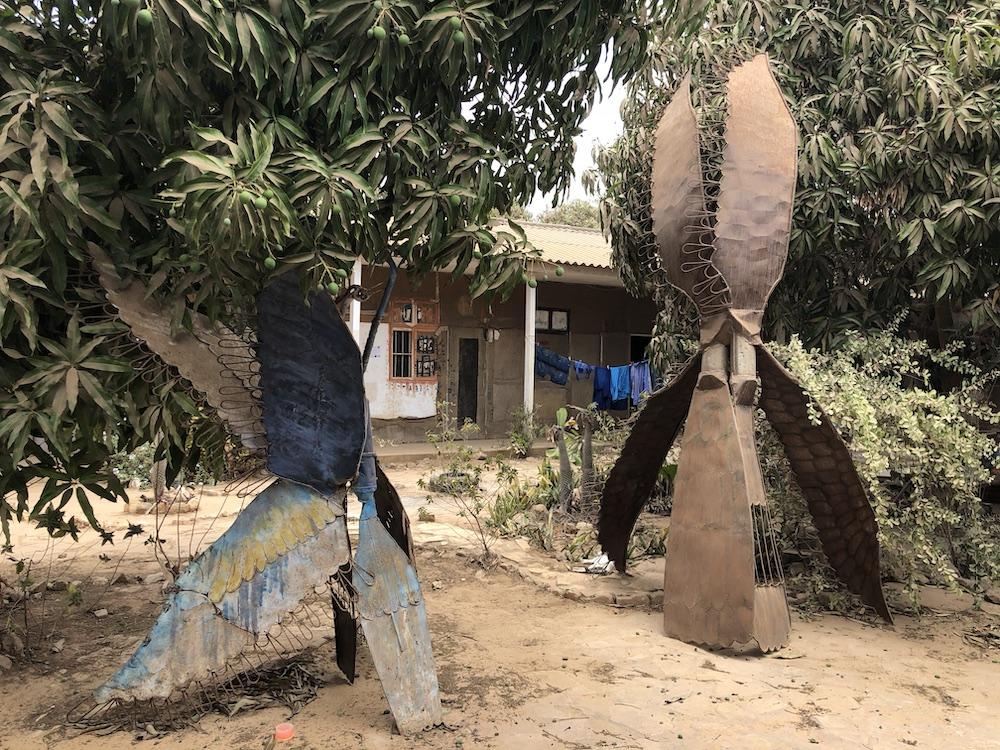 Bezienswaardigheden Dakar