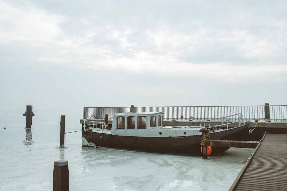 Bezienswaardigheden Friesland, de afsluitdijk