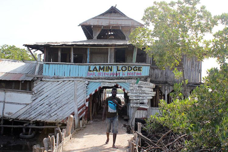Bezienswaardigheden Gambia Lamin-Lodge