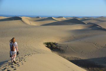 Bezienswaardigheden Gran Canaria duinen