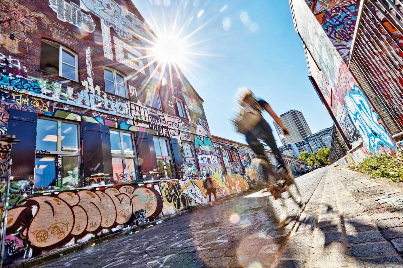 Bezienswaardigheden Hannover Street Art
