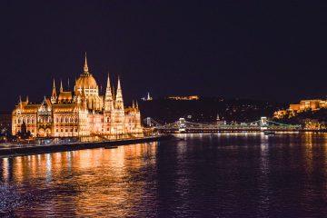 Bezienswaardigheden Hongarije Budapest