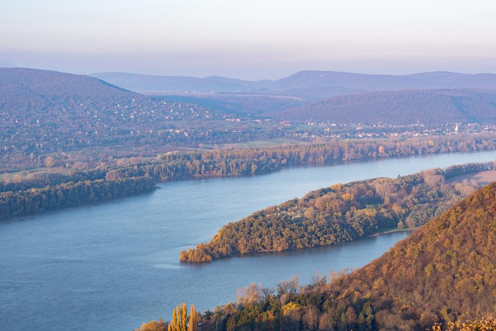 Bezienswaardigheden Hongarije, Visegrad aan de Donau