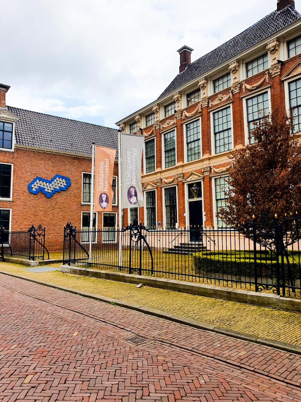 Bezienswaardigheden Leeuwarden, Princessenhof