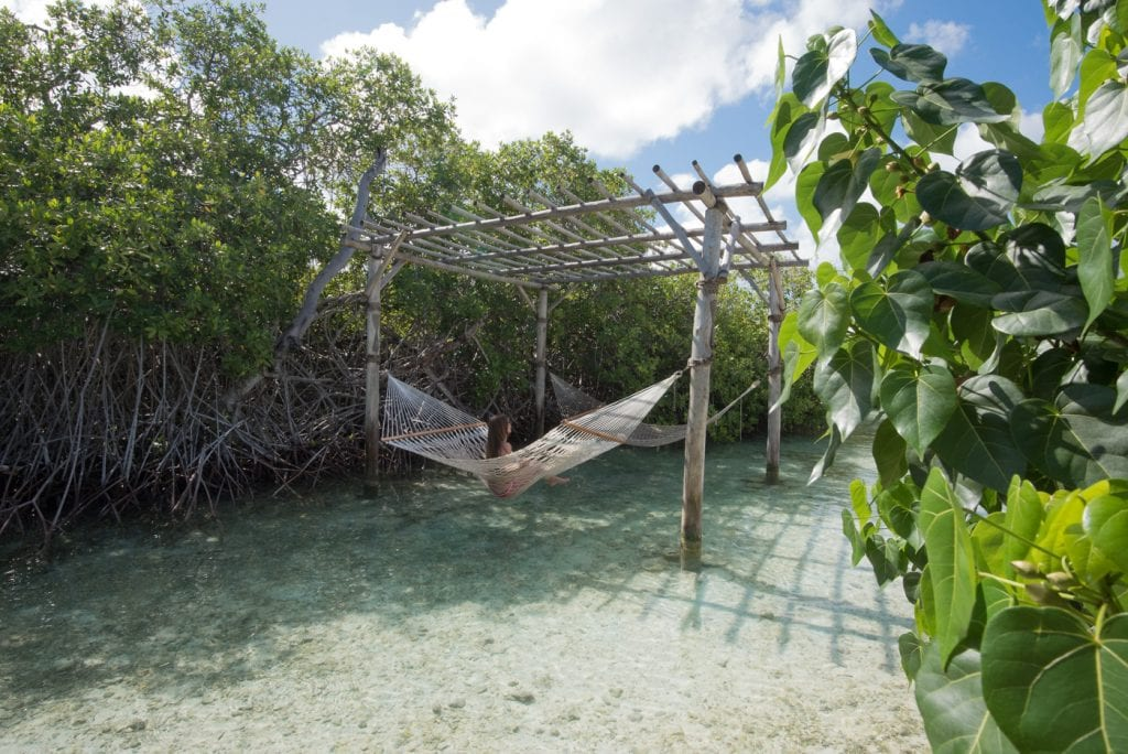 mooiste stranden aruba tips hangmat