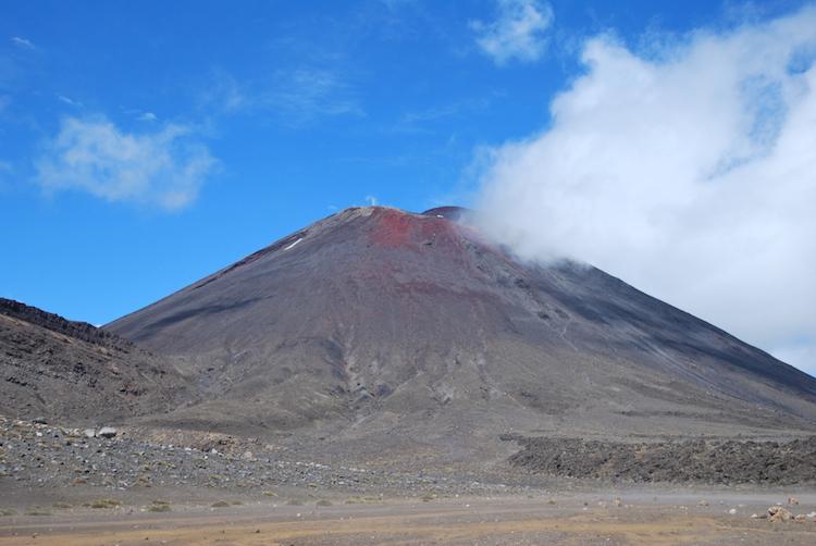 Bezienswaardigheden op het Noordereiland Tongariro National Park (3)