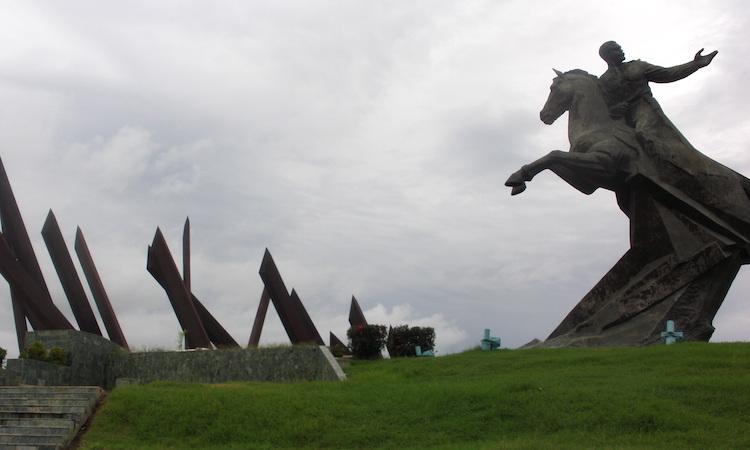 Plaza de la Revolucion santiago de cuba