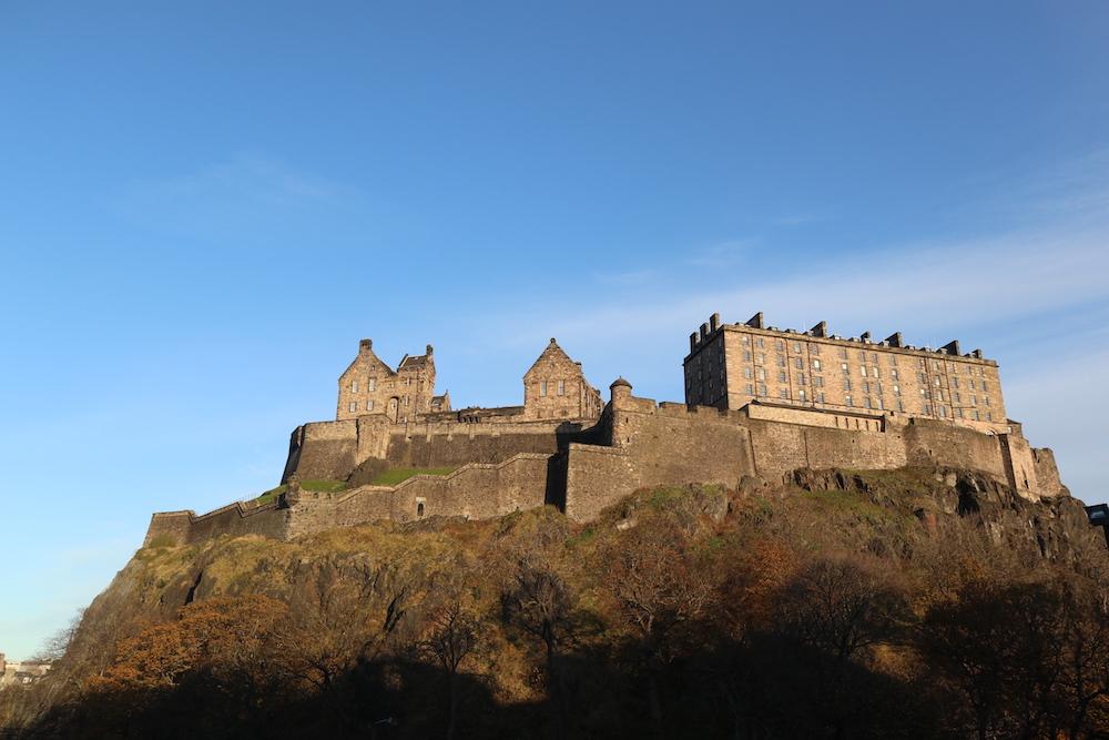 Bezienswaardigheden Schotland, Edinburgh Castle